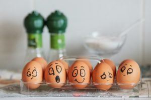 Emotions as Eggs